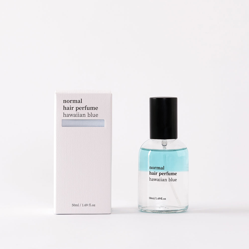 BLUE : Hawaiian Blue [NORMAL Hair Perfume]